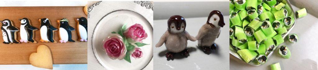 PenguinCandy ペンギンキャンディー 飴細工体験教室 八尾
