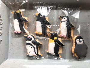 Penguin Candy アイシングクッキー