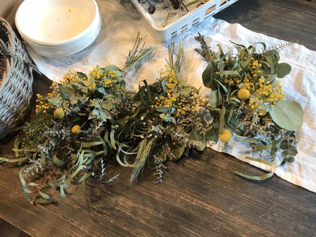 ドライフラワー 向く花・植物 グニーユーカリ