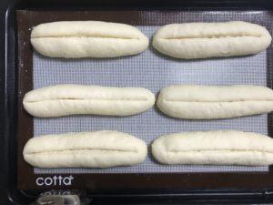 cottaのベーシックレッスンを受講してみた【ミルクフランスパンBy栄徳剛シェフ】